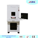Máquina caliente de la marca del laser de la fibra de la venta con 20W, 30W, fuente de laser 50W