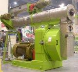 セリウムのリングは停止するわらの木製のおがくずの餌機械(SZLH320 SZLH350)を