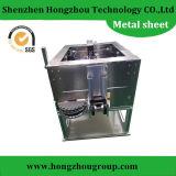 Boîte de fabrication en tôle sur mesure, boîte en métal