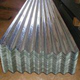 下見張りの羽目板/Galvalumeの終わりの波形の金属の屋根ふきのための建築材料