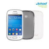 Caso TPU com protetor de tela livre para a Samsung S6790
