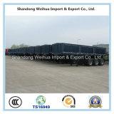 De semi Aanhangwagen van de Container van de Aanhangwagen van de Vrachtwagen met 3 Axles Van From Manufacture