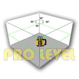 Hoge Precisie auto-Nivelleert het Groene Roterende Niveau van de Laser (sre-2010G)