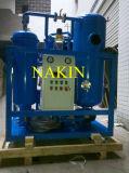 Apparaat van de Reiniging van de Olie van de Turbine van Ty van de reeks het Vacuüm Online