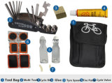 Portable Bag를 가진 2016 새로운 Bicycle Repair Tool Set Kit