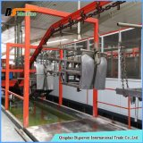 Het Schilderen van de Deklaag van het Poeder van Autoamtic de Industriële Bespuitende Lijn van het Product van de Machine