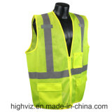 Veste da segurança com padrão ANSI107 (C2018)