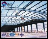 Workshop de Estrutura de aço ou Estrutura de aço acabados (ZY312)