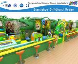 Zona de juegos cubierta grande para los niños (H14-00721)