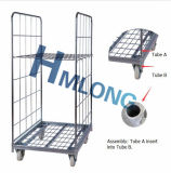 Wire Insulated Steel Roll Container
