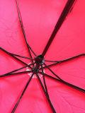 安い価格の昇進の3つのフォールド雨傘