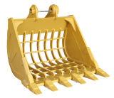 Maschinen-Zubehör der Aushöhlung-20t, die Wanne/Exkavator-Wannepin-Größen rastern