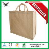 Commerce de gros sac de jute recyclé cadeau de Shopping personnalisé