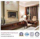 Würdevolle Hotel-Möbel für Gastfreundschaft-Schlafzimmer mit den Möbeln eingestellt (YB-815)