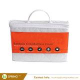 Fodera per materassi lavabile misura Hypoallergenic respirabile impermeabile della greppia 100