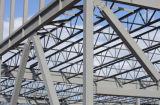 직류 전기를 통한 Prefabricated 설계된 건물 강철 Truss