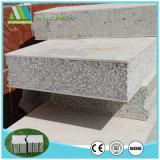 2017 Бесплатный образец Precast волокно цемент настенной панели сэндвич панели управления EPS композитный цемент системной платы