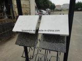 La idea de la comercialización de piedra de cuarzo Showroom y exposiciones