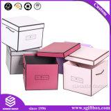De modieuze Vakjes van de Bloem van het Karton van het Document van de Vakjes van het Boeket van de Bloem Verpakkende Verschepende