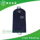 Sac non-tissé pliable réutilisable de couverture/vêtement de procès fabriqué en Chine
