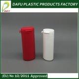 プラスチック帽子が付いている25mlキャンデーのHDPEのプラスチックびん
