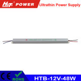 12V 4A 48W 가벼운 상자 광고를 위한 Ultrathin 전력 공급