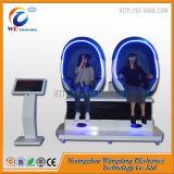 Cine eléctrico interactivo interesante del huevo de Simulatoir de la realidad virtual de la plataforma 9d
