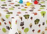 ソファーのカーテンのための100%Linenによって印刷されるファブリック