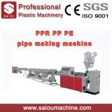 PE/PVCは壁によって波形を付けられる管の放出ラインを選抜する