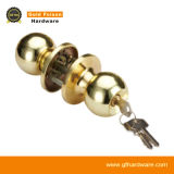 Bloqueo de puerta tubular vendedor caliente de la perilla (607 Y W)