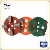 4 dents de roue circulaire de Diamant Diamant Diamant de meule disque de meulage