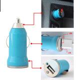 많은 색깔을 를 위한 선택하십시오 싼 단 하나 USB 포트 여행 차 충전기