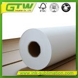 Высокое качество 57GSM передачи с термической возгонкой красителя с покрытием бумаги для печати