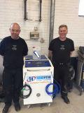 De bruine Reinigingsmachine van de Stortingen van de Koolstof van de Auto van het Gas