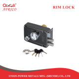 Lt506 Egipto Noite fechadura da porta da trava com o parafuso da barra de aço e o cilindro fixo