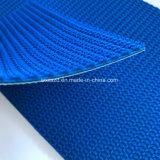PVC personalizadas áspero comienzo hierba cinta transportadora para trabajar la madera