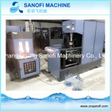De semi Automatische Fles die van het Huisdier tot het Huisdier maken van de Machine van het Afgietsel van de Slag de Plastic Blazende Machine van de Fles