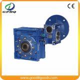 Motor de la caja de engranajes de la velocidad del gusano de Gphq Nmrv75