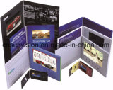 "4.3 "" LCD Brochure van de Kalender van de Speler van de Marketing de Video"