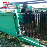 Récolteuse de mauvaises herbes aquatiques/machine de découpe de mauvaises herbes/tondeuse à gazon de la machinerie de l'eau