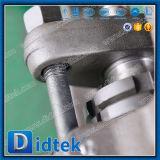 Didtek 100%テストは発電所のためのゲート弁を造った