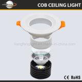 Scheinwerfer Downlight des Fabrik-Preis-Aluminium-7W LED