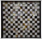 Azulejos de mosaico naturales de la piscina del mosaico del cuarto de baño del mosaico del azulejo de la pared del mosaico del shell