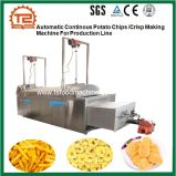 Chips de pommes de terre continue automatique /Crisp Making Machine pour la ligne de production