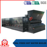 Боилер горячей воды промышленного угля серии Szl ый