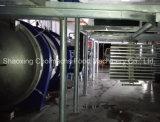 Liofilizador para la producción alimentaria liofilizada