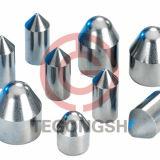 Streckenvortriebsmaschine wählt des Untertagebetrieb-C6 Bit-Zähne für Streckenvortriebsmaschine aus