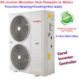 Новая технология устройства DC Inveter тепловой насос