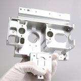 Partie d'usinage CNC en aluminium fait sur mesure d'usinage de pièces de précision