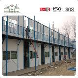 Conjunto rápido Prefab dormitório do trabalhador de aço leve House